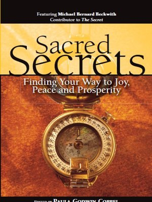 cover image of Sacred Secrets